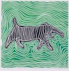 Zebra op Pad