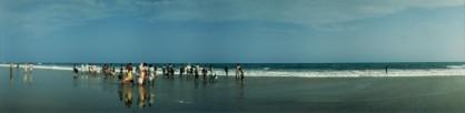 Am strand in Puri, Orissa