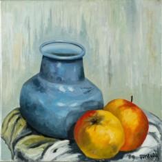 Vaas met Appels