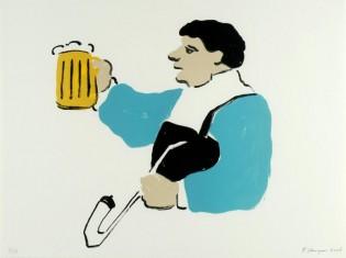Etwas von Bier